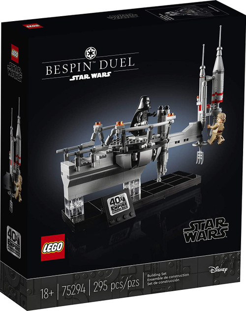 LEGO Star Wars 40th Anniversary Bespin Duel Set #75294 [Cloud City Duel]