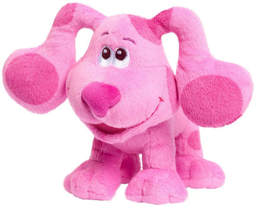 Blue's Clues & You! Barking Magenta Exclusive 7-Inch Plush with Sound