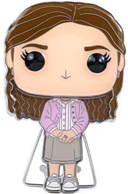 Funko The Office POP! Pins Pam Beesly Large Enamel Pin