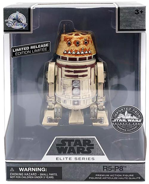 Disney Star Wars Galaxy's Edge Elite R5-P8 Exclusive 8-Inch Diecast Figure