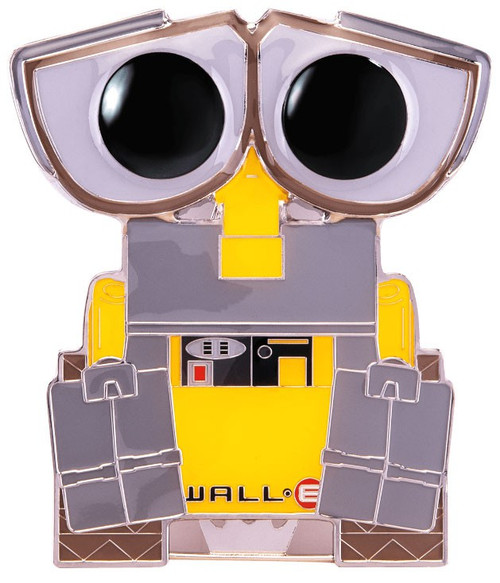 Funko Disney / Pixar POP! Pins Wall-E Large Enamel Pin