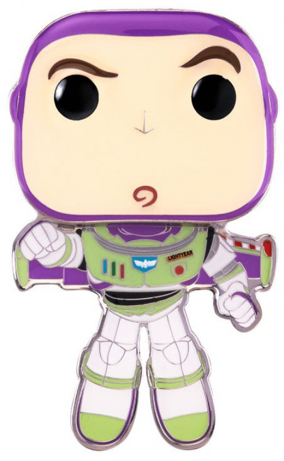 Funko Disney / Pixar POP! Pins Buzz Lightyear Large Enamel Pin