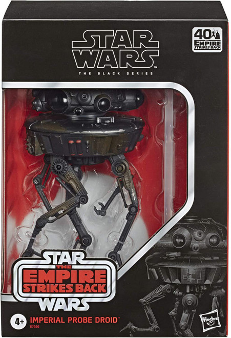 Star Wars Black Series Imperial Probe Droid Deluxe Action Figure [Damaged Package]