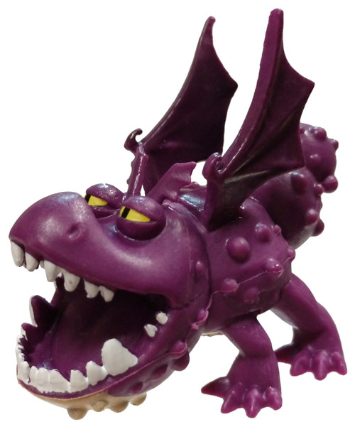 How to Train Your Dragon Legends Evolved Mystery Dragons Wild Gronckle 1-Inch [Loose]