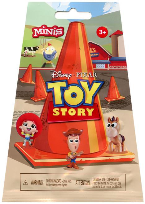 Disney / Pixar Toy Story MINIS Al's Toy Barn Mystery Pack [1 RANDOM Figure]