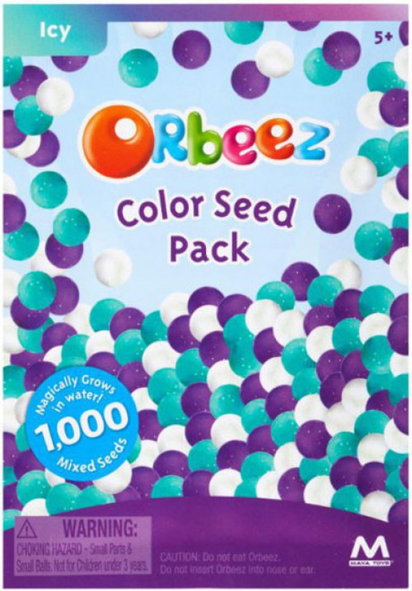Orbeez Icy Color Seed Pack