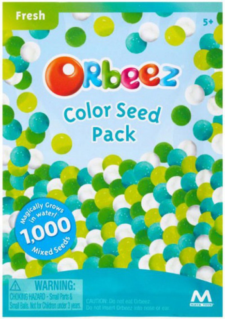 Orbeez Fresh Color Seed Pack