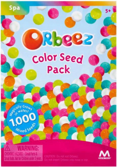 Orbeez Spa Color Seed Pack