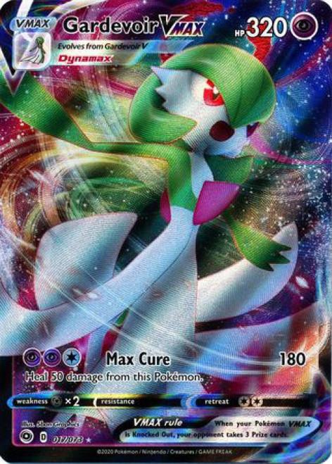Pokemon Champion's Path Ultra Rare Gardevoir VMAX #17