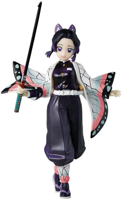 Demon Slayer: Kimetsu no Yaiba Ichiban Shinobu Kocho 5.9-Inch Collectible PVC Figure [The Third]