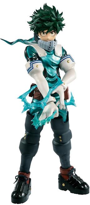 My Hero Academia Ichiban Izuku Midoriya 9.4-Inch Collectible PVC Figure [Im Ready!] (Pre-Order ships March)