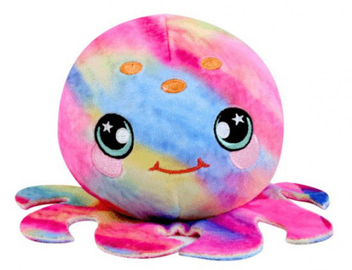 Squeezamals Series 3 Candy the Octopus 3.5-Inch Plush