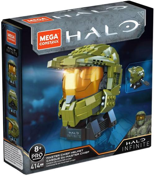 Halo Infinite Master Chief Helmet Exclusive Set