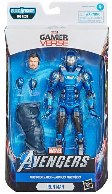Gamerverse Marvel Legends Joe Fixit Series Iron Man Action Figure [Atmosphere Armor]