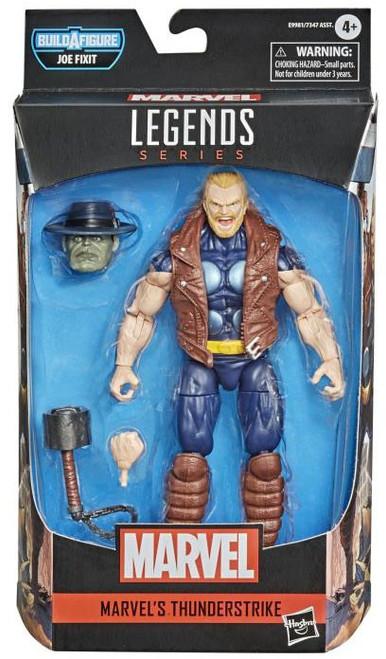 Gamerverse Marvel Legends Joe Fixit Series Thunderstrike Action Figure