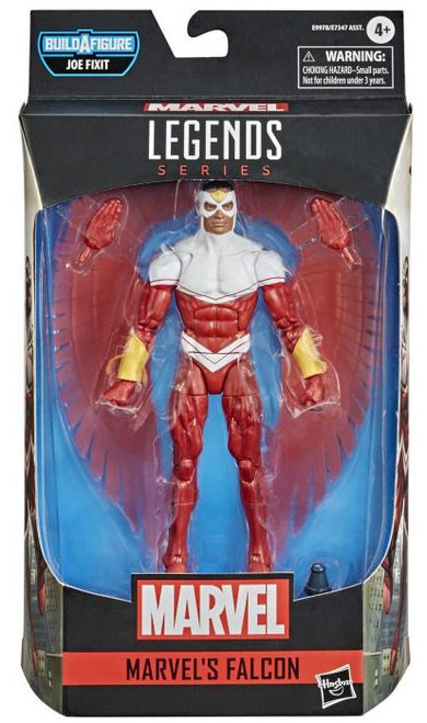 Gamerverse Marvel Legends Joe Fixit Series Falcon Action Figure [Comic Version]