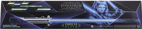 Star Wars Black Series Ahsoka Tano Force FX Elite Electronic Lightsaber (Pre-Order ships June)