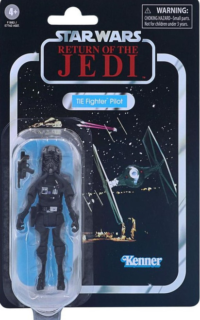 Star Wars Return of the Jedi Vintage Collection Tie Fighter Pilot Action Figure VC65 (Pre-Order ships February)