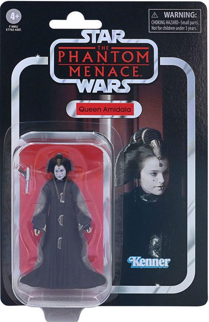 Star Wars The Phantom Menace Vintage Collection Queen Amidala Action Figure VC84 (Pre-Order ships February)