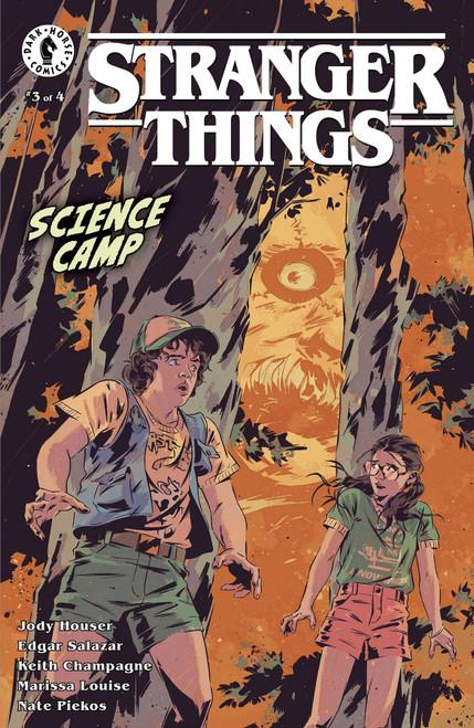 Dark Horse Stranger Things Science Camp #3 Comic Book [Pius Bak Cover C Variant]