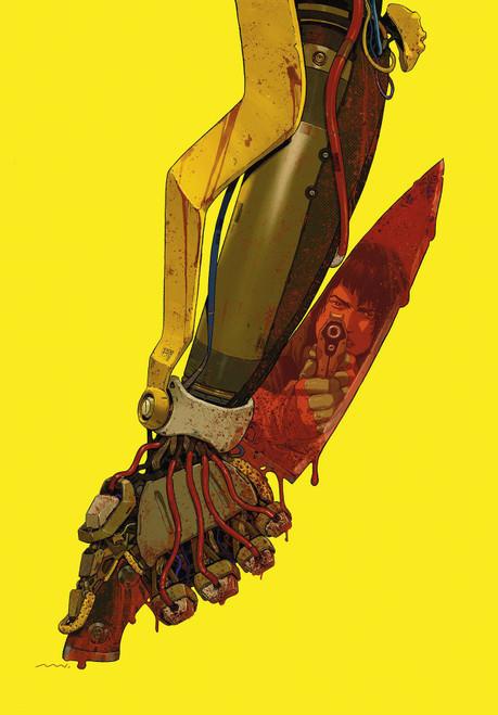 Dark Horse Cyberpunk 2077 Trauma Team #3 of 4 Comic Book