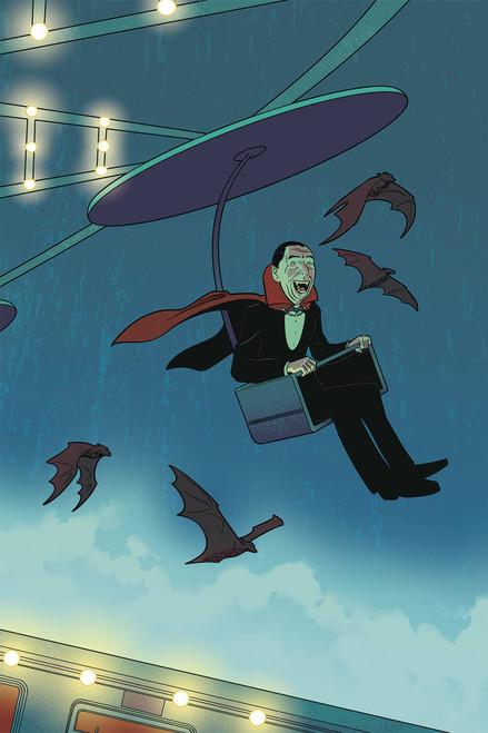 Dark Horse Umbrella Academy #3 of 6 You Look Like Death Comic Book [I. N. J. Culbard Cover B Variant]