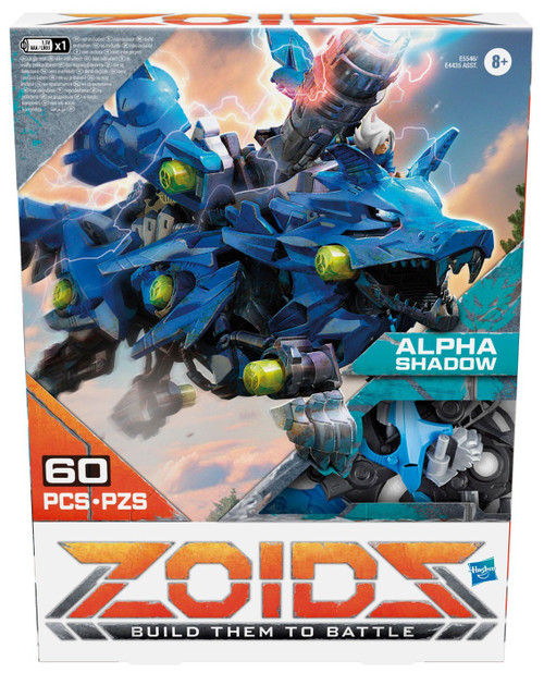 Zoids Alpha Shadow Giga Model Kit