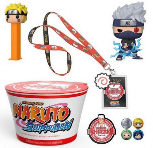 Funko POP! Anime Naruto Ramen Exclusive 6-Inch Box