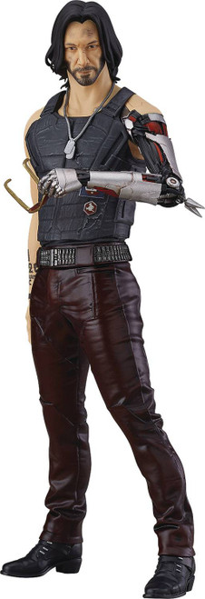 Cyberpunk 2077 Pop Up Parade! Johnny Silverhand 7.5-Inch Collectible PVC Figure (Pre-Order ships May)