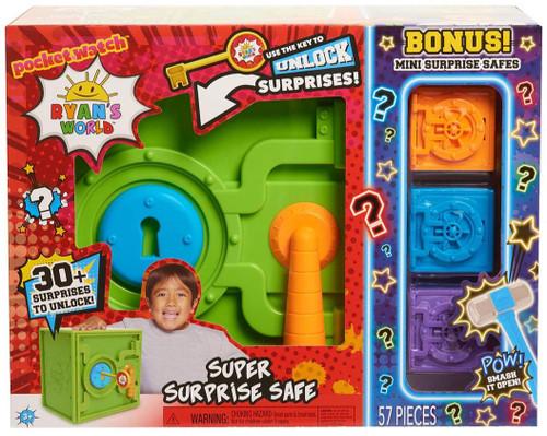 Ryan's World Super Surprise Safe Set [Bonus Mini Surprise Safes]