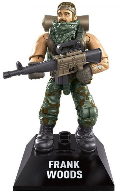 Call of Duty Black Series Frank Woods Mini Figure GNV44