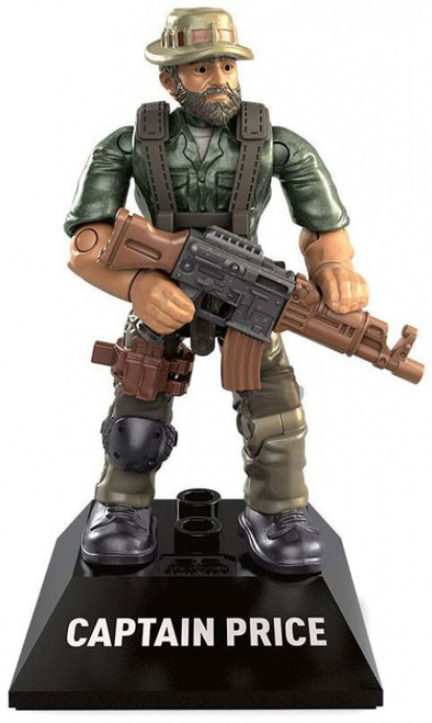 Call of Duty Black Series Captain Price Mini Figure GNV42