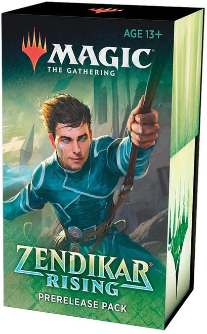 MtG Trading Card Game Zendikar Rising Pre-Release Kit