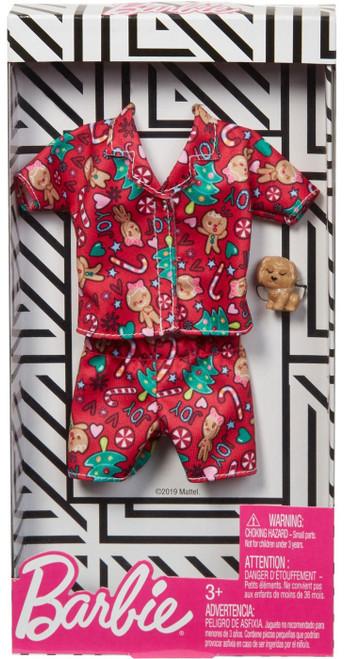 Barbie Festive Pajamas Fashion Pack