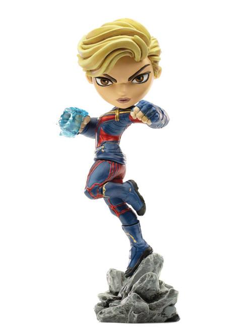Avengers Endgame Mini Co. Captain Marvel 5.5-Inch Statue (Pre-Order ships February)