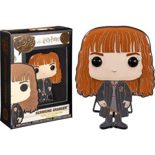 Funko Harry Potter POP! Pins Hermione Granger Large Enamel Pin #02