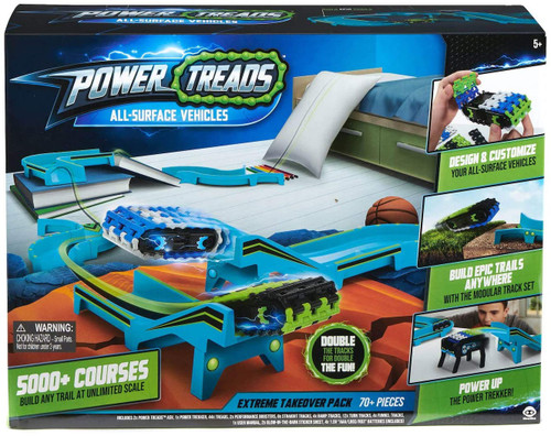 Power Treads Extreme Takeover Pack Playset