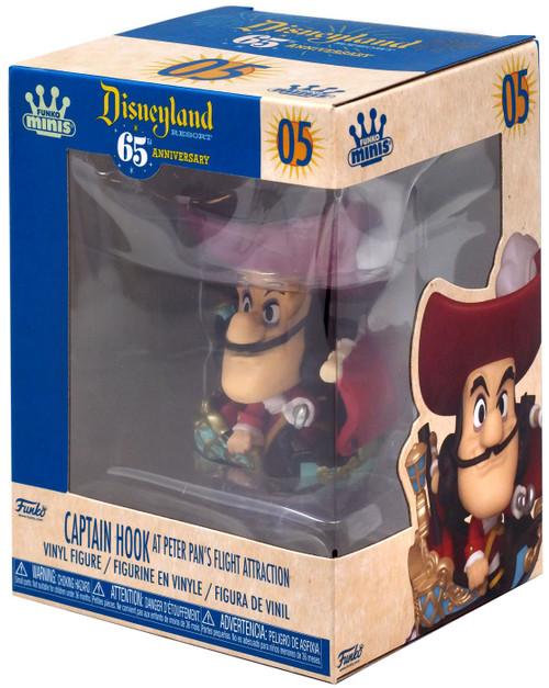 Disney 65th Anniversary Funko Minis Captain Hook [Peter Pan's Flight]