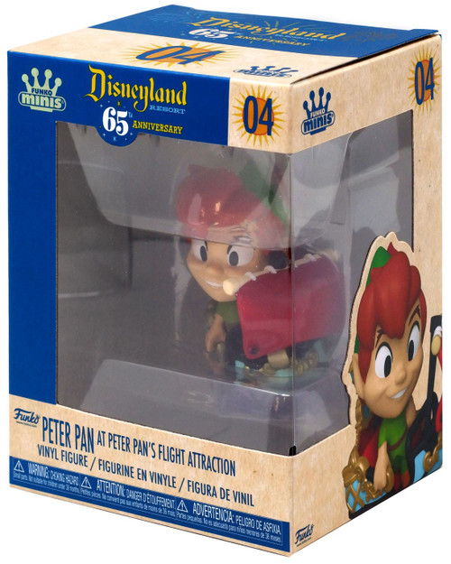 Disney 65th Anniversary Funko Minis Peter Pan [Peter Pan's Flight]