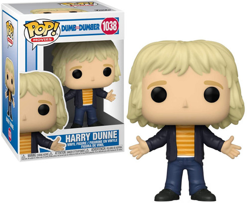 Funko Dumb & Dumber POP! Movies Casual Harry Vinyl Figure (Pre-Order ships February)