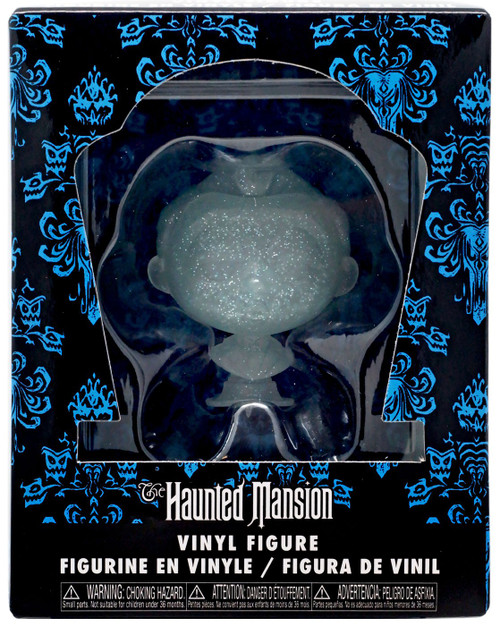 Funko Disney Haunted Mansion The Singing Bust Mini Vinyl Figure [Translucent Glitter]