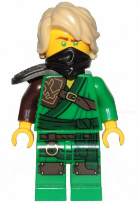 LEGO Ninjago Secrets of the Forbidden Spinjitzu Lloyd Minifigure [Loose]