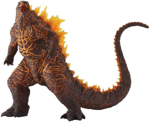 Godzilla King of the Monsters Hyper Solid (Chou Gekizou) Series Burning Godzilla 7.3-Inch Statue (Pre-Order ships June)