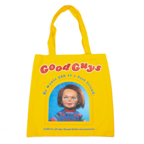 Child's Play Good Guys Canvas Tote