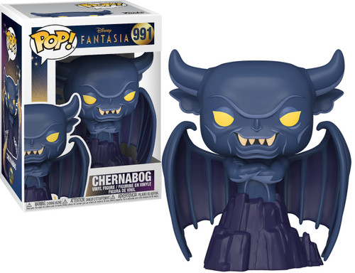 Funko Fantasia 80th Anniversary POP! Disney Chernabog Vinyl Figure #991 [Menacing]