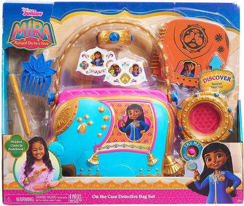 Disney Mira, Royal Detective On the Case Detective Bag Set Exclusive Playset