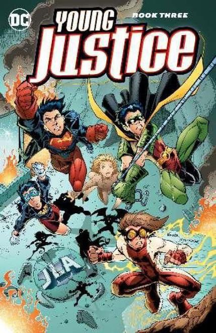 DC Comics Young Justice Vol. 1 TP #3TP Comic Book