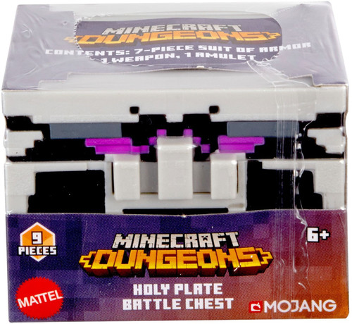 Minecraft Dungeons Holy Plate Battle Chest