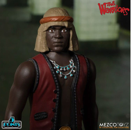 The Warriors 5 Points Cleon Action Figure [Loose (No Package)] (Pre-Order ships February)