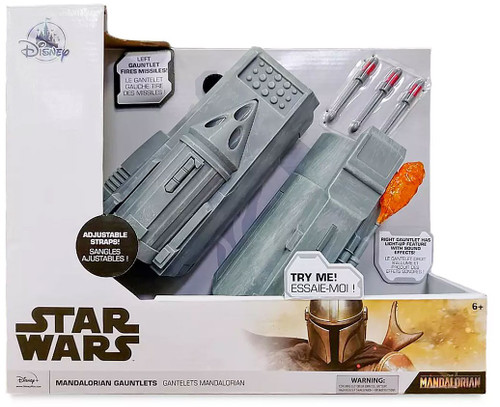 Star Wars The Mandalorian Mandalorian Gauntlets Exclusive Roleplay Toy